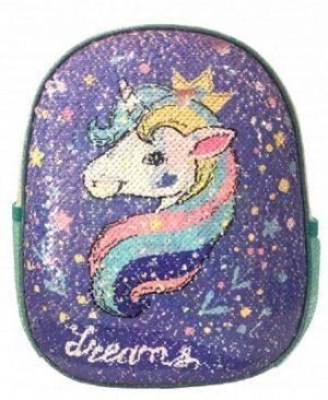 Ghiozdan Gradinita Paiete Daco Unicorn